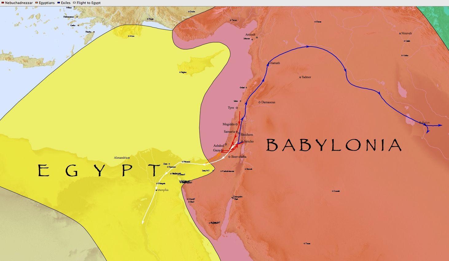 Babylon Karte.Babylon ägypten Map Karte Von Babylon In ägypten ägypten
